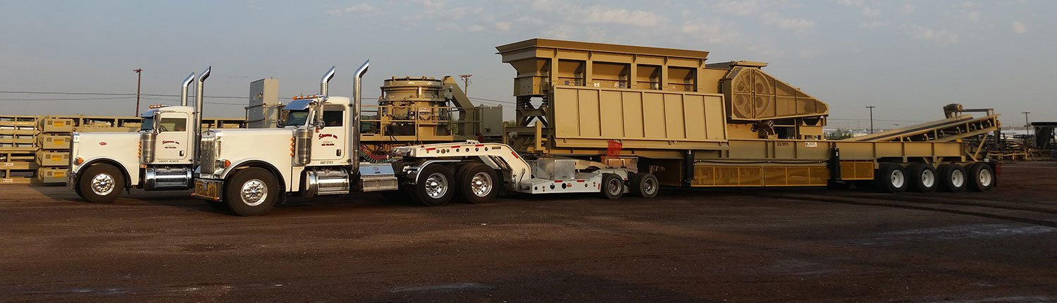Reuter Portable Rock Crushing Equipment
