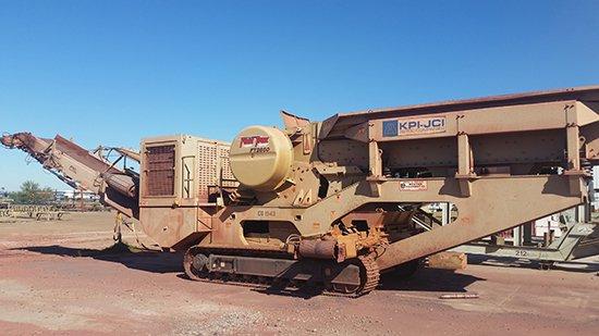kpi-jci track mounted equipment 2650